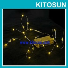 Popular Magical Warm Fancy Mini Perfect design cheap safe best quality Battery operated Micro LED string wedding & party light