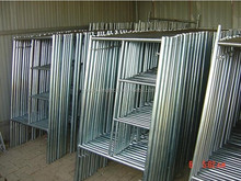 Euro Frame system hot dip galvanized scaffolding