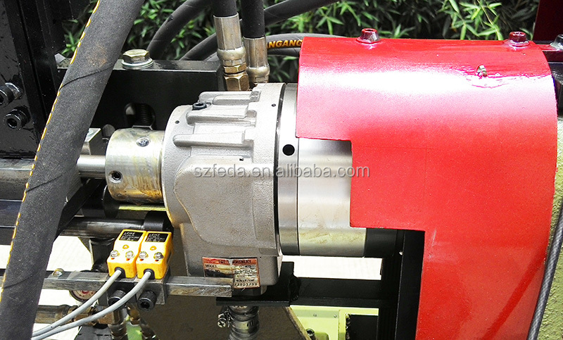 FEDA auto lathe machine auto feeding lathe machine automatic lathe machine factory