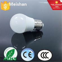 Factory supply SMD2835 CRI80 CCT2700-6500k e27 5w led bulb light