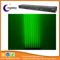 china factory cheap disco lights DJ dancing fat beam green laser lights