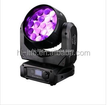 martin mac of 19x10W moving head wash zoom led light