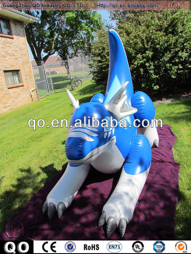 custom outdoor advertising giant inflatable dragon