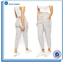 New Pattern Manufacturer Casual Pants And Trousers Ladies Trousers Cutting