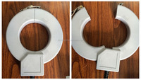 1000A/5A Round hole Clamp on split core current transformer