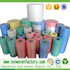 wholesale fabric suppliers pp spunbond nonwoven fabric raw material