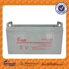 Battery 12v 120ah deep cycle use for solar battery bank