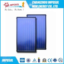 Winter solar Panel Collector