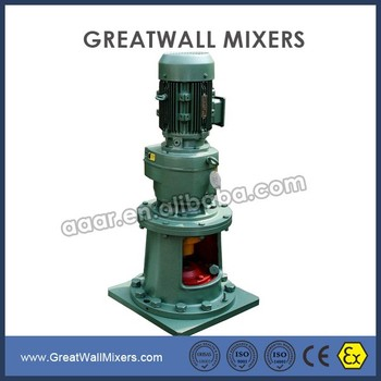 GM series Agitator mixer