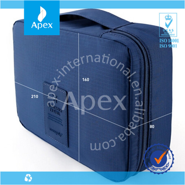 fashion travel mens cosmetic bag