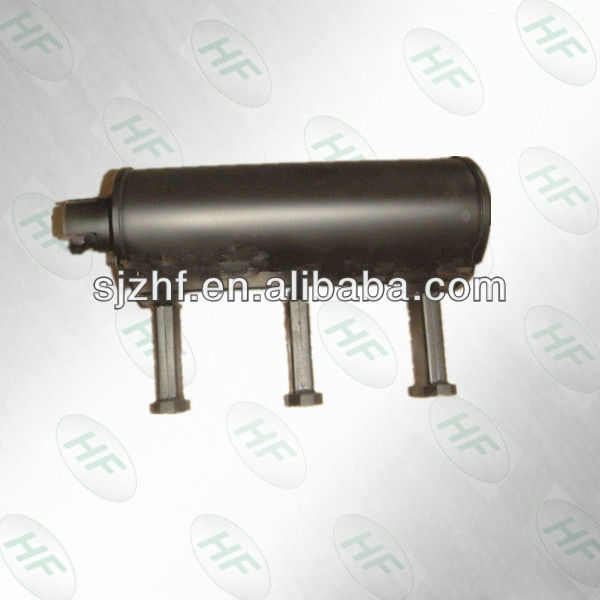 Deutz engine F3L912 engine flexible general muffler exhaust