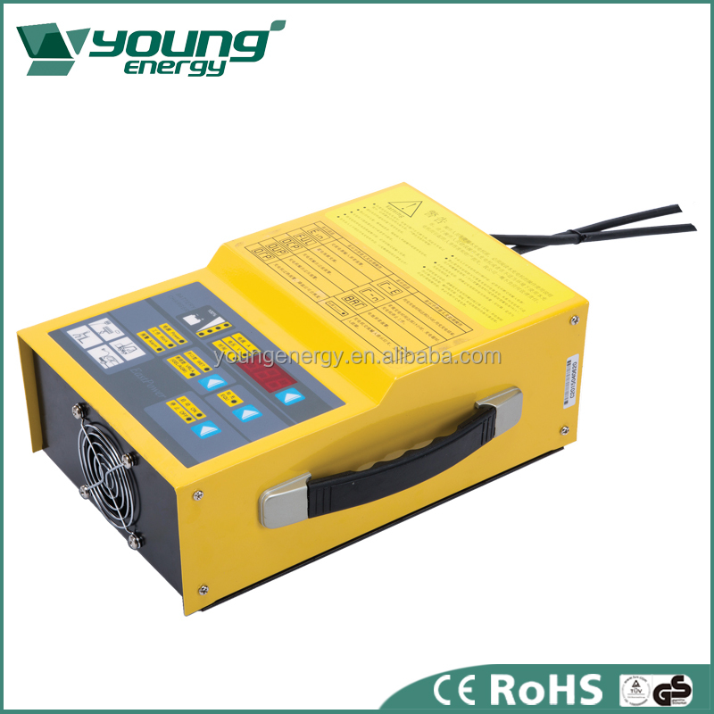 Hot selling car automatic battery charger 12v 24v 36v 48v