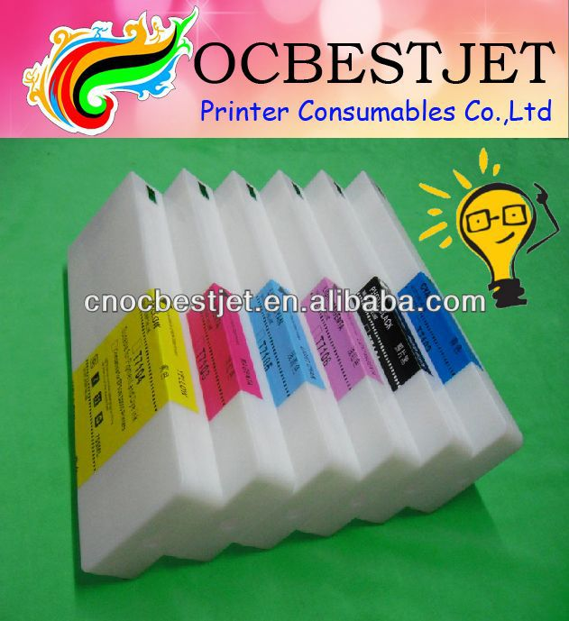 700ML Inkjet Printer Cartridge For Epson Surelab D3000