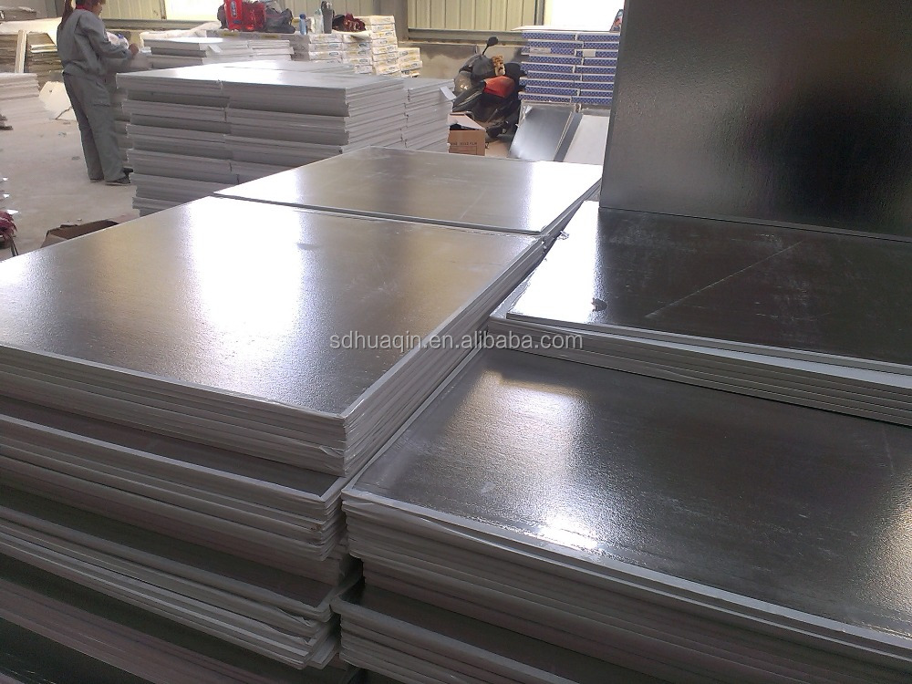 PVC Laminated Gypsum Ceiling Tile