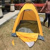 fiberglass car roof top tent CT034