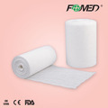 medical absorbent gauze rolls with different packing ways