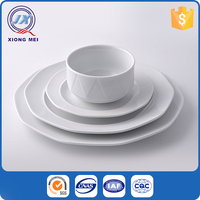 Exquisite design personalized porcelain chinese dinnerware for restaurant