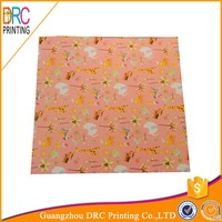 China Factory for custom fancy color gift wrapping Paper