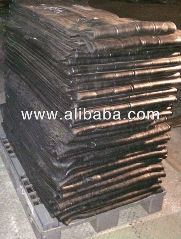 Unvulcanized Rubber scrap out of Tyre manufacture