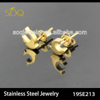stainless steel earring pictures of gold earrings