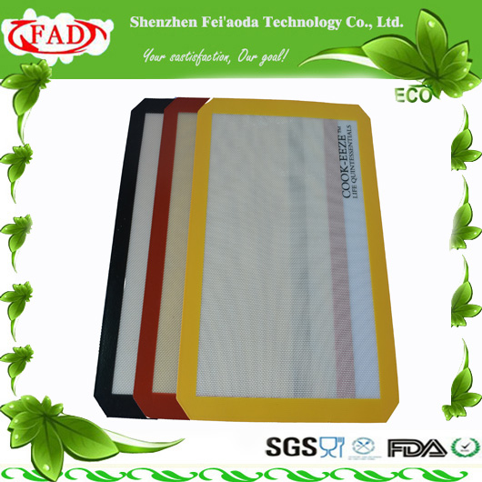 Non-stick and Reusable PTFE BBQ Grilling Mat