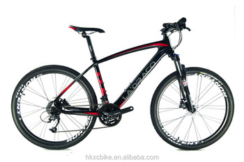 26er carbon fiber mountain bike,mountain bicycle for sale