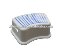 nonslip bathroom foot stool plastic toilet step stool