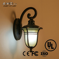 indoor outdoor wall Lamp antique flexiblewall mount led light Edison led bulb light bulb interior wall light