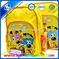2015 drawing set school bag for kids