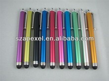 branded new design universal capacitive stylus touch pen for Tablet PC Iphone Ipad SP-04