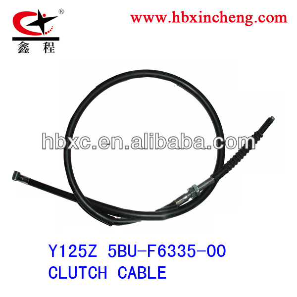 clutch cables Y125Z.Motorcycle Control Cable