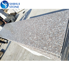 Fujian New Quarry Peach Red G687 Granite Slab Tile