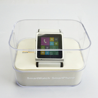 EC309 touch screen Android 4.0 WIFI smart watch watch mobile phone