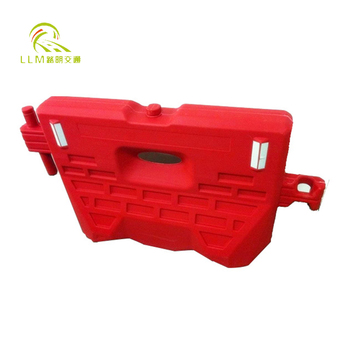 1500*920mm road safety HDPE road water filled barrier