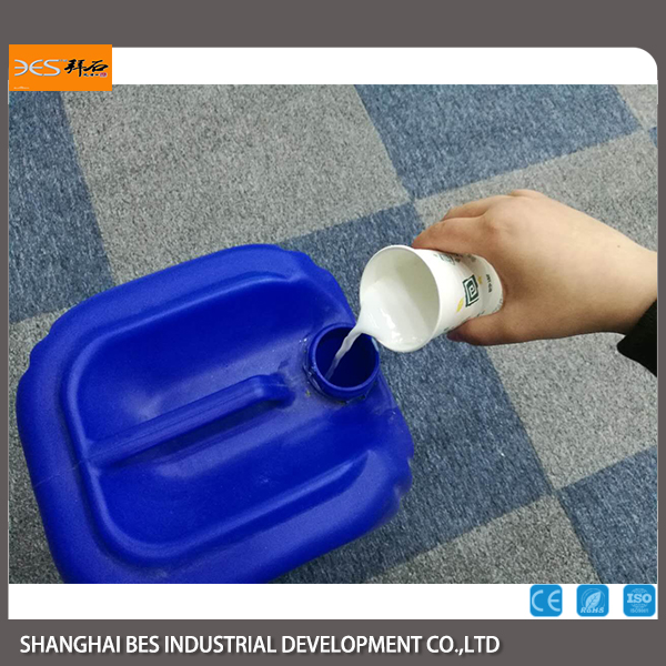 Anti-Friction Permeable Concrete Additive Liquid Polymer for Coating the Admixture