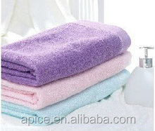 high quality hotel towel turkish hamman towel of bamboo cotton mixed spinning