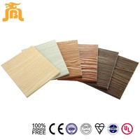 Exterior wall decorative panel insulated fiber cement siding