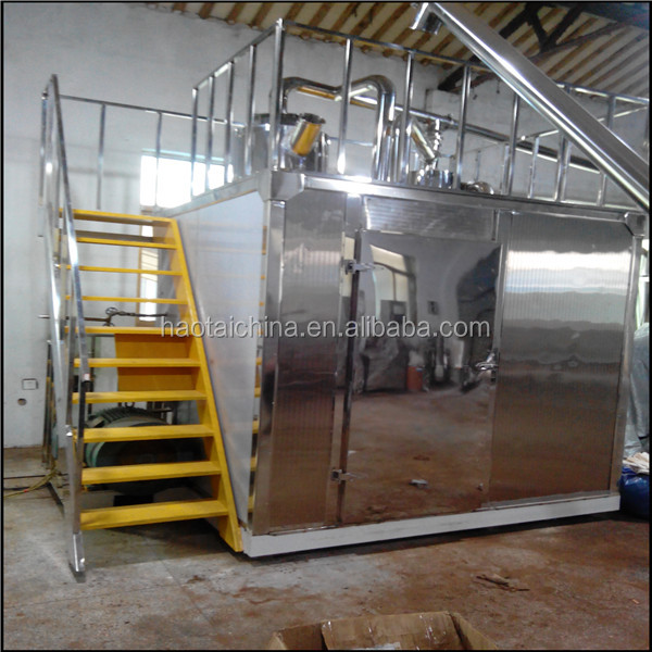 PP plastic cryogenic grinder/ pulverizer