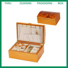 JEWELLERY BOX FOR NECKLACE BRACELET STORAGE ORIENTAL ROSE MILLIE CASE