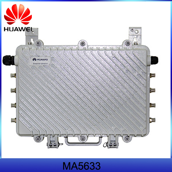 HUAWE GPON+D-CMTS video and voice services SmartAX MA5633 ONUS