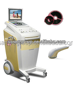 SW-3101 Mastopathy Treatment Apparatus /Gynecology Medical Equipment/ Breast Treatment Machine