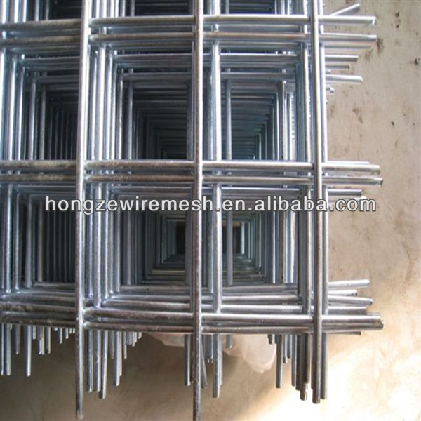 Galvanized/PVC Coated/Dutch welded wire mesh(panel)/Lowes hog wire fencing