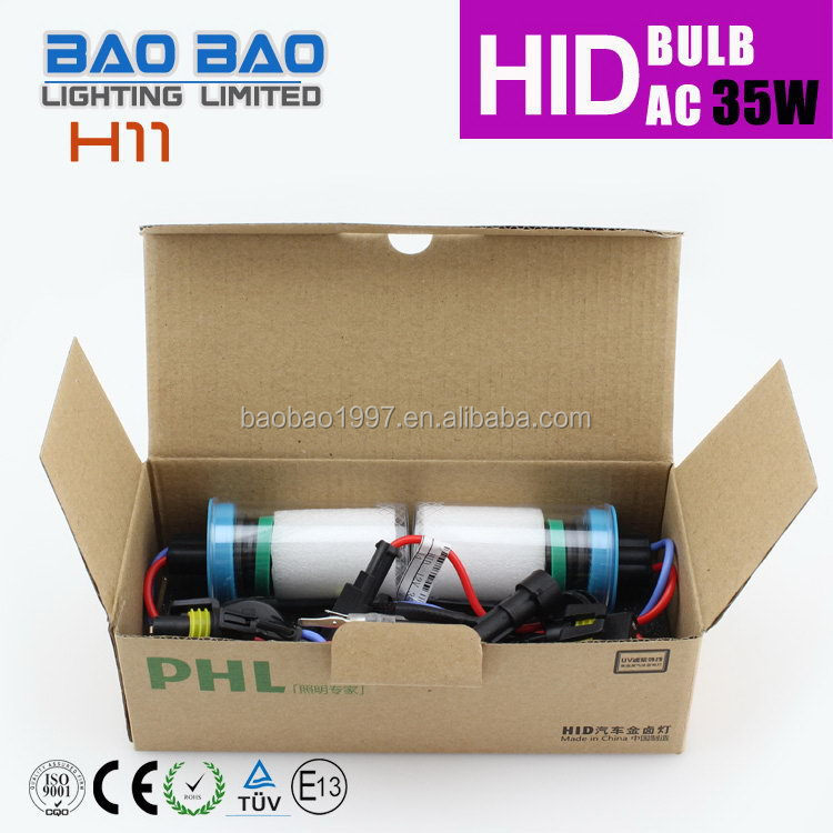 Top quality useful nhk hid xenon bulb with trade assurance