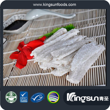 2017 NEW CATCH IQF DRIED SALTED 49-52 % MOISTURE THERAGRA CHALCOGRAMMA POLLOCK FILLET