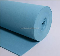 For bag polyester felt material