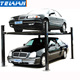 portable car lift/used car hoist for sale/mechanical car lift parking lift
