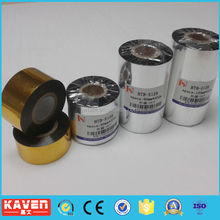 2015 new product high quality customize sato thermal transfer ribbon