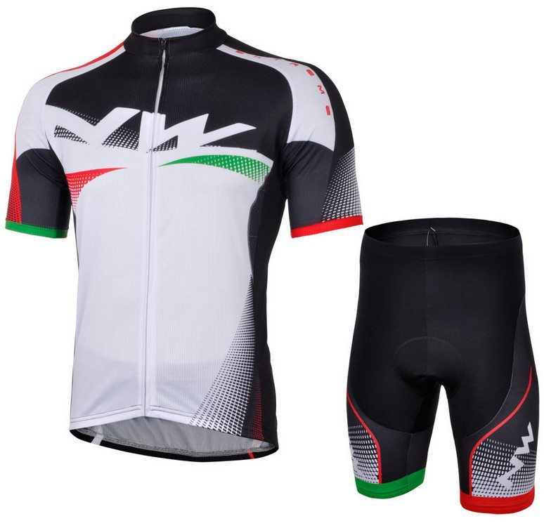 2013 new Arrival NW Northwave #2 team short sleeve cycling race jersey wear clothes bicycle bike jerseys shorts