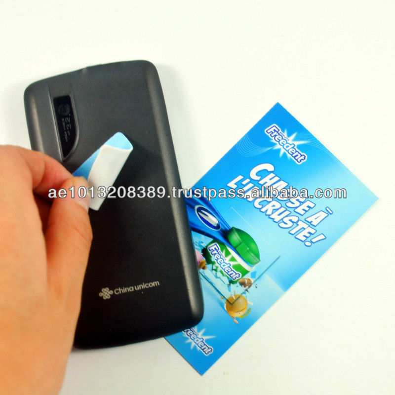 New arrived good quanlity mobile cleaner phone screen sticky cleaner