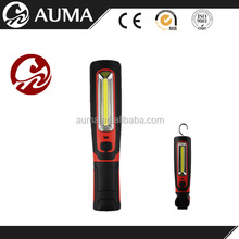Customers welcome Strong magnetic Rechargeable led work lamp with convenient clip and strong magnet for Promotional Gifts